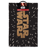 Star Wars Doormat Logo 40 x 60 cm