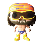 WWE Wrestling POP! WWE Vinyl Figure Randy Savage Ooh Yeah (Macho Man) 9 cm