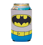 Batman Costume Koozie