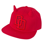 DAREDEVIL Horned Snapback Hat
