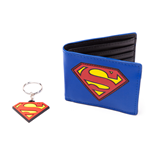 Superman Wallet and Keyring