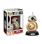 Star Wars Action Figure Epvii Pop! : Bb-8