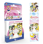 Sailor Moon Coaster Mix 4-Pack