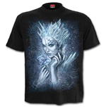 Ice Queen - T-Shirt Black