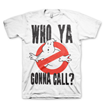 Ghostbusters T-Shirt Who Ya Gonna Call