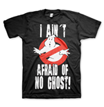 Ghostbusters T-Shirt I Aint Aifraid Of No Ghost