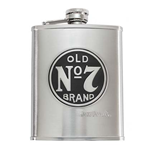 JACK DANIELS No7 6 OZ Flask