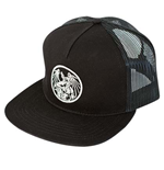 Stone Brewing Black Snapback Hat