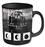 Asking Alexandria Mug The Black 2