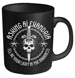 Asking Alexandria Mug Light In The Darkness