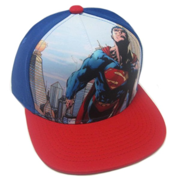 Dc Originals Hat Superman Sublimation (KIDS)