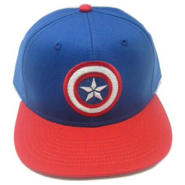 Marvel Comics Hat Captain America Contrast Logo