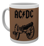 AC/DC Mug - For Those About To Rock