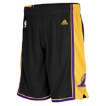 adidas Los Angeles Lakers Hollywood Nights New Swingman Shorts