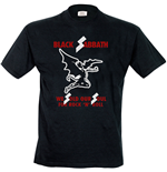 Black Sabbath T-shirt 198322