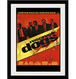 Reservoir Dogs Poster 198912