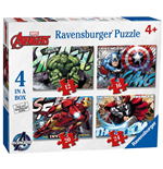 The Avengers Puzzles 198973