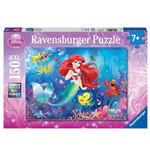 The Little Mermaid Puzzles 199095