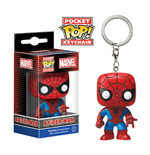Spiderman Keychain 199330