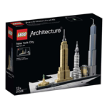 New York Lego and MegaBloks 199338