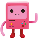 Adventure Time POP! Television Vinyl Figure BMO Pink 9 cm
