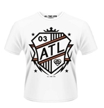All Time Low T-shirt Shield (WHITE)