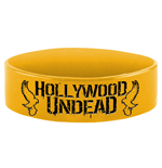 Hollywood Undead T-shirt Mirror Doves Yellow