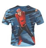 Captain Scarlet T-shirt Spikes