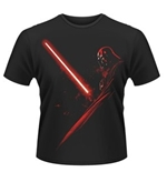 Star Wars T-shirt Vader Shadow