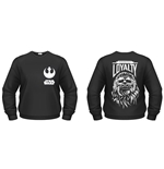 Star Wars The Force Awakens Sweatshirt Chewbacca Loyalty