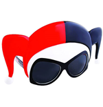 HARLEY QUINN SunStache Sunglasses