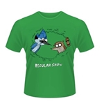 Regular Show T-shirt Tree