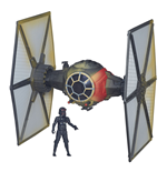 Star Wars Episode VII Vehicle with Figure 2015 First Order Special Forces TIE Fighter Exclusive