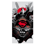 Batman v Superman Towel Logo 140 x 70 cm