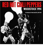 Vynil Red Hot Chili Peppers - Woodstock 1994 (2 Lp)