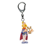 Plastoy 60432 - Asterix - Cacofonix Plays the Lyre Keychain
