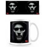 Sons of Anarchy Mug Jax Skull