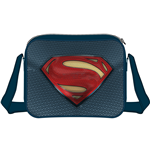 Batman v Superman Dawn of Justice Shoulder Bag Superman Logo