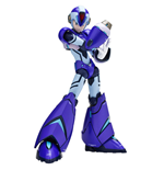 Mega Man X Diecast Designer Series Action Figure X 15 cm