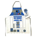 Star Wars cooking apron with oven mitt R2-D2