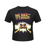 We Are The In Crowd T-shirt Futuristic