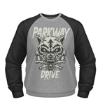 Parkway Drive T-shirt Wolf & Bones