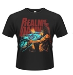 Realm Of The Damned T-shirt Scream