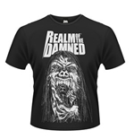 Realm Of The Damned T-shirt Logo & Balaur