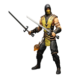 Mortal Kombat X Action Figure 1/6 Scorpion 30 cm