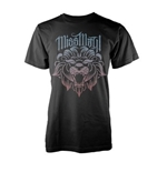 Miss May I T-shirt Fade Lion