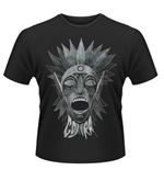 Gojira T-shirt Scream Head