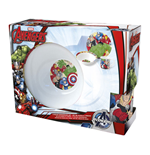 Avengers Breakfast Set Characters