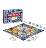 Disney Classic Board Game Monopoly *German Version*
