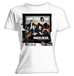 One Direction T-shirt 202157